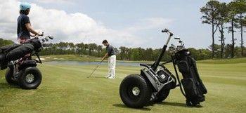 Segway x2 Golf Edition