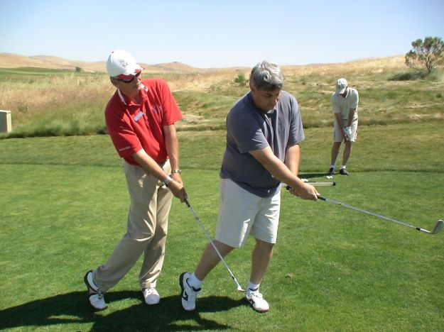 abilitazione gioco campo golf