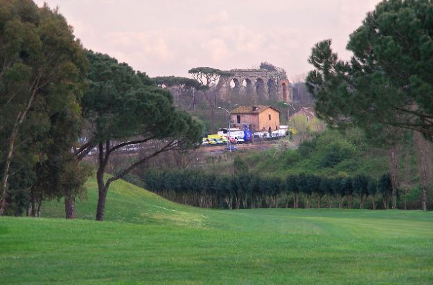 acquasanta golf roma