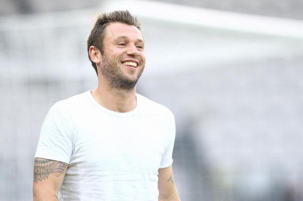 Euro 2012 Allenamento Nazionale Italiana allo Stadio Cracovii