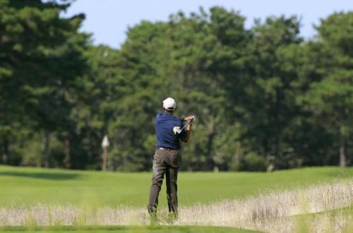 barack obama golf 2011