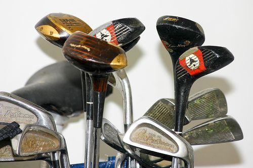 bastoni golf usati