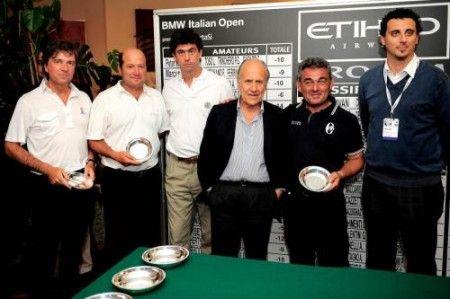 bmw italian open amateur