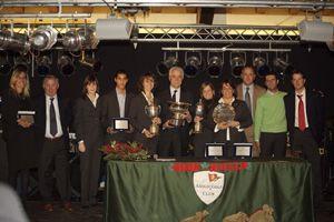 Asolo, squadre vincitrice campionati nazionali femminili a squadre 2006