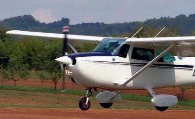 Il modello di Cessna di cui si parla