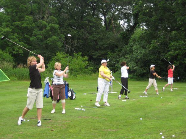 iniziare giocare golf