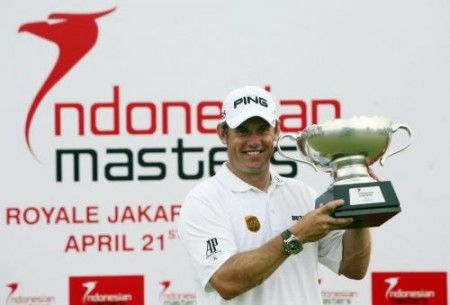 lee westwood indonesian open