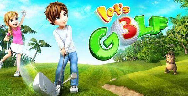 lets_golf3_per_android_gratis