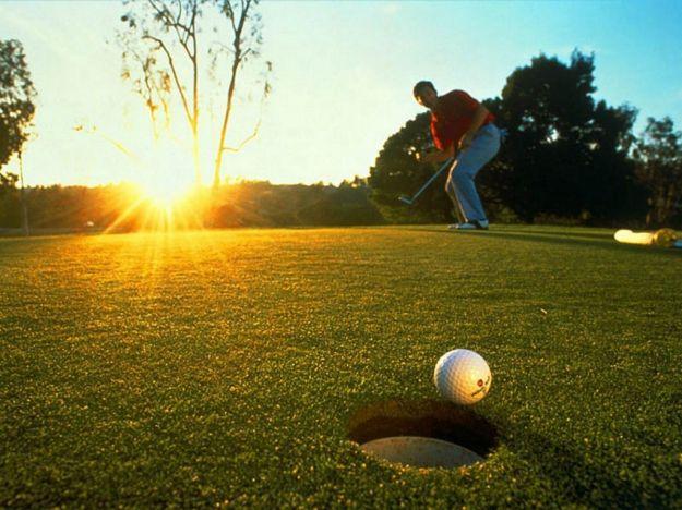 lezioni golf allenamento putting