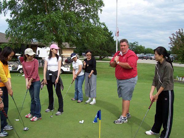 lezioni golf neofiti