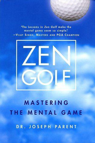 libri golf zen golf