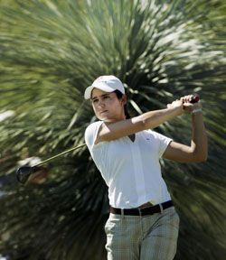 Lorena Ochoa AP Female Athlete of the Year