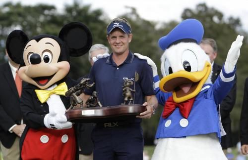 luke donald donald duck