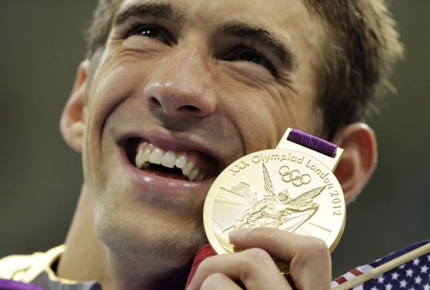 michael phelps haney project
