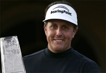 Phil Mickelson vince The Players Championship
