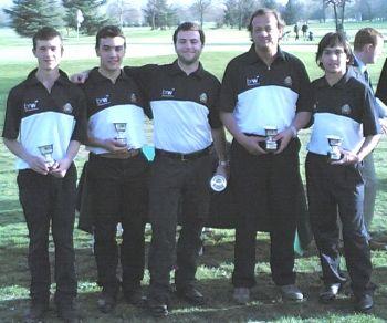 Modena Campioni Nazionali a Squadre A1 2007