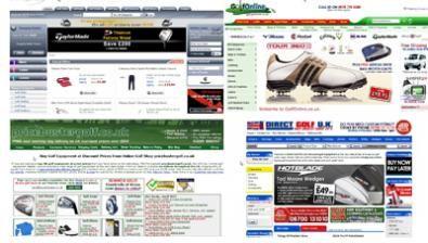 Online Europe Golf Shop