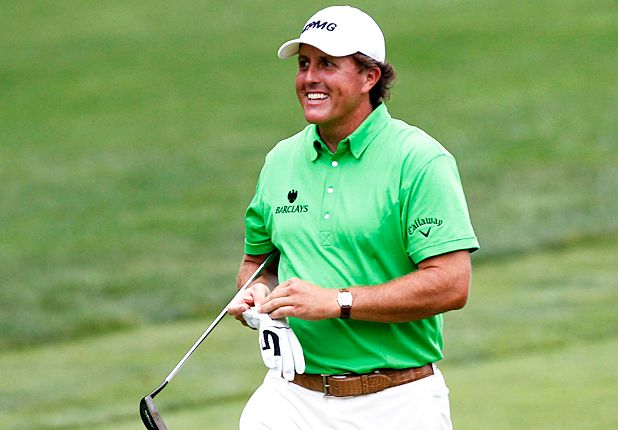 phil mickelson list