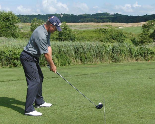 posizione golf