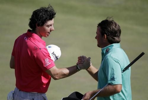rory mcilroy nuovo leader