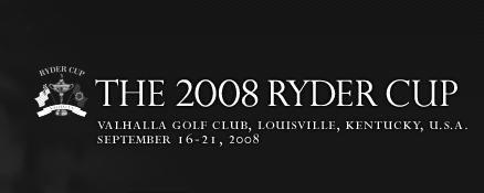 RyderCup 2008