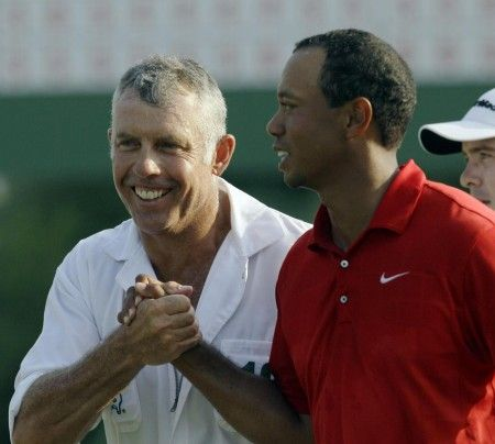 steve williams tiger woods