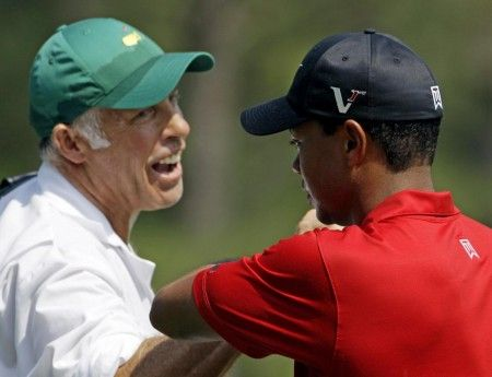 tiger woods vs steve williams