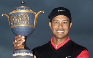 Tiger Woods sbrana il WGC American Express Championship