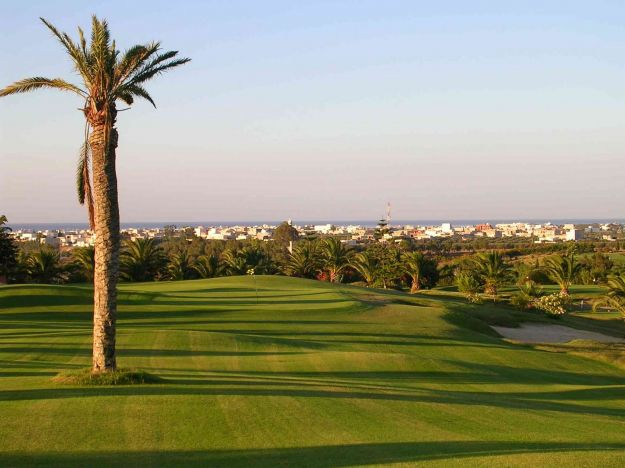 tunisia golf