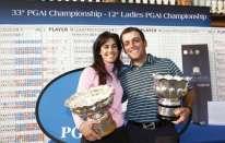 PGAI 2009: vincono Molinari e la Croce