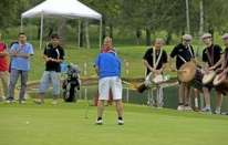 Extreme Swing Cup: musica e golf