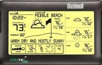 Bushnell Golf FXi per le previsioni meteo