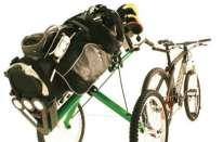 Bicycle Golf Caddy