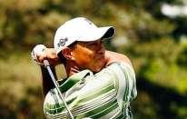 Tiger Woods in ritardo al Barclays 2009