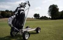 Mantys Golf Caddie elettrico