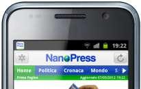 Nanopress per Android, l'app gratuita per tutte le news in tempo reale [FOTO]