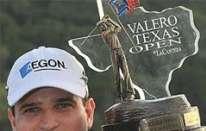 Valero Texas Open a Zach Johnson