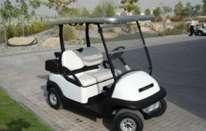 Golf Cart Solare da Hydroturf