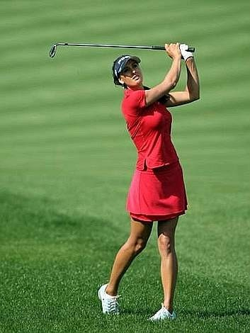 Maria Verchenova Golf