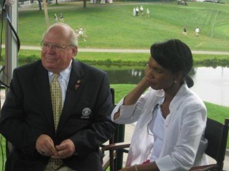Condoleeza Rice Golf