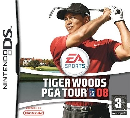 Tiger Woods DS