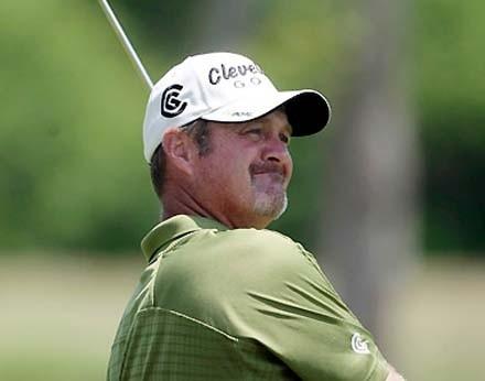 Jerry Kelly swing