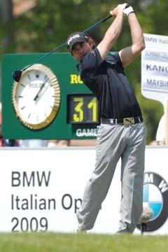 Foto: BMW Open Italia primo giro