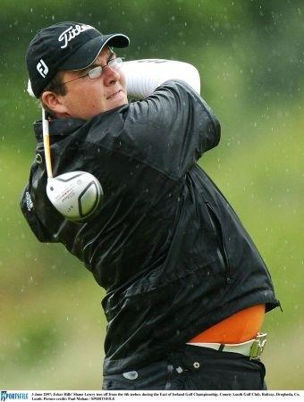 Shane Lowry Swing