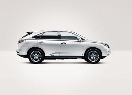 Foto: Lexus Hybrid Drive