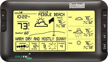 Foto: Bushnell Golf FXi