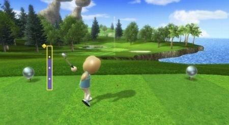 Wii Sports Resort Golf