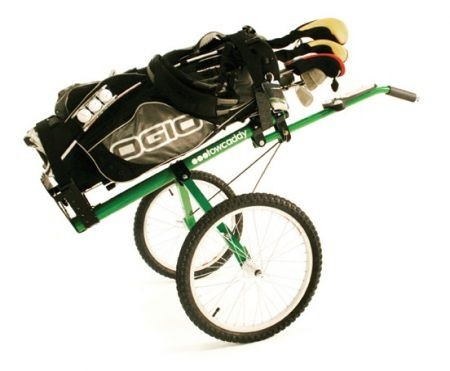 Bicycle Golf Caddy