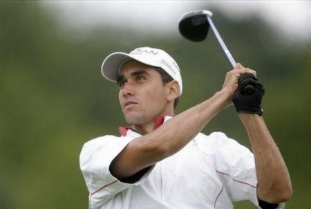 Rafael Cabrera Bello swing