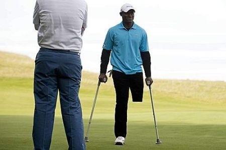 Manuel de los Santos golf